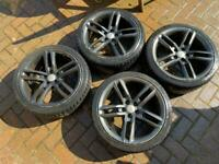 Audi A1 S-line alloys 17 inch