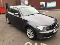 BMW 116i se. late 2007 modle. FSH / MOT till feb 2019. Good clean solid car!!!