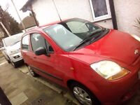 chevrolet matiz 2006 for sale
