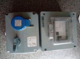 RCB Circuit Breaker