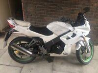 Skyjet 125cc Learner Ready Motorbike
