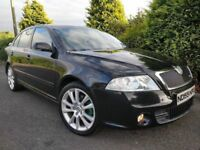 SKODA OCTAVIA VRS PETROL *200BHP* CLEAN CAR!! LIKE GOLF GTI LEON FR A4 S LINE WRX STI TYPE R ST A3