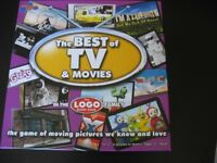 """Best of TV & Movies"" Board Game"