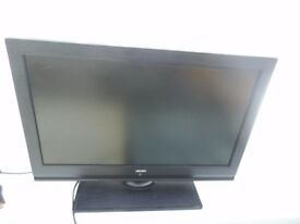 TELEVISION - LED TV with remote - HDTV digital aerial - Gold scart rca lead - bargain cheap joblot