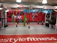 Personal Trainer & Nutrition Specialist – Manchester City Centre
