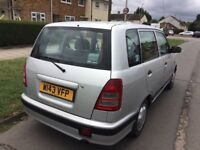 DAIHATSU GRAND MOVE FACELIFT,1.6 LTR,6 MONTH MOT,EXCELLENT DRIVE.LARGE BOOT