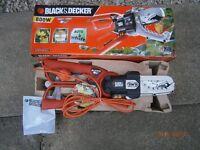 Black And Decker Alligator Saw - Brand New