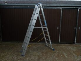 Work zone loft ladder -Aldi   in Kilmarnock, East Ayrshire