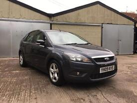 2009 09 Ford Focus Zetec 1.8 TDCI, Top spec car, recent DMF and Cam belt change