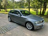 BMW 116D M SPORT P/X SWAP VW GOLF FORD FOCUS AUDI A3 VAUXHALL ASTRA
