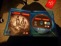Evolve & The order 1886 PS4 Games