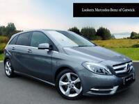 Mercedes-Benz B Class B180 CDI BLUEEFFICIENCY SPORT (grey) 2013-03-15