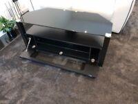 TV Stand - Black ALPHASON Ambri 1100