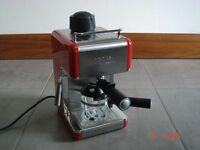 Espresso Maker (Red)