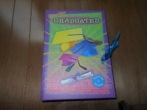 Graduation Keepsake Box-$10