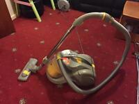 Dyson DC02 cannister bagless vacuum cleaner