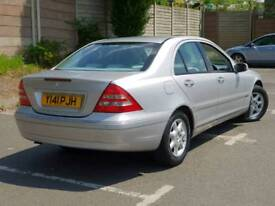 Mercedes benz c180 elegance automatic 63600miles like new !