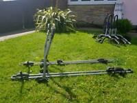 Lockable Thule bike rack carriers used once!