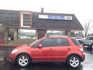 2009 Suzuki SX4 JLX