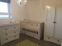 Mothercare Harrogate 3 piece Furniture Set - excellent condition