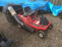 Dynmark/Ride on lawn mower 8hp