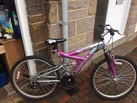 Girls/Lady's bike