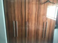 Wardrobe for sale with lights