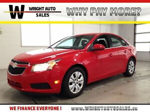 2014 Chevrolet Cruze LT| BLUETOOTH| CRUISE CONTROLS| A/C| 68,742