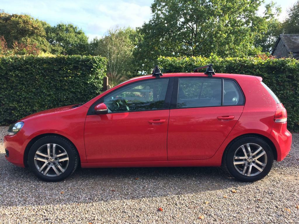 Volkswagen Golf 1.6 TDCi Blue Motion 59 Reg