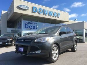 2015 Ford Escape SE |AUTOMATIC|LOW KM|WARRANTY