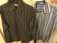 shirts Men's shirts Size medium