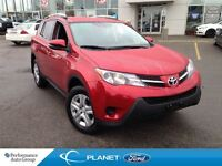 2014 Toyota RAV4 LE 4 CYLINDER CLEAN CARPROOF ONE OWNER HEATED S