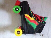 Rio roller skates size 5