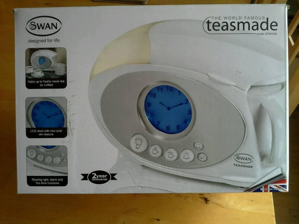 Swan Teasmade New in Box