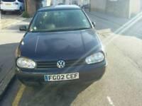 Volkswagen Golf!! 2002 88k 5 door electric windows