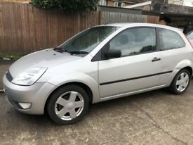 Ford FIESTA 2005 Grey Petrol Manual