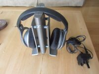 Sennheiser RS180 high end wireless headphones. Excellent condition. RRP £200