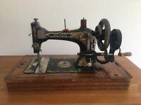 Vintage Sewing Machine (1920s)