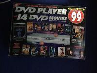 Prism DVD player