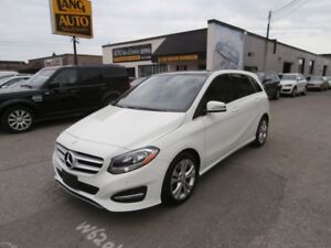 2015 Mercedes-Benz B-Class 4MATIC! NAV! REAR CAM! ONLY 28K!