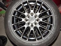 "15"" COSMIC ALLOYS FORD PEUGEOT MULTI STUD WILL FIT OTHERS"