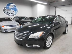 2011 Buick Regal CXL TURBO LOADED! FINANCING AVAILABLE!!