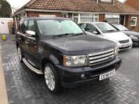 Range Rover sport 2.7td hse