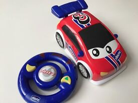 Chicco First Remote Control Car