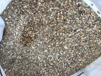 FREE Gravel (10mm size) - approx 400 kg - ideal for decorative use or for use in concrete / footings