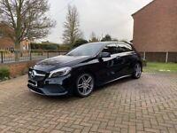Mercedes-Benz, A-Class A180d AMG LINE PREMIUM PLUS 5d 2016, Automatic,