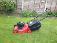 Champion 40 Petrol Rotary Lawnmower