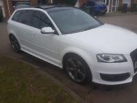 Audi s3 quattro black edition