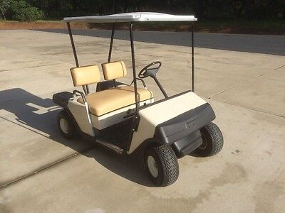 E-Z-GO Gas & Electric Golf Cart Service Repair Owners Manuals 84 & Up + 4G DRIVE for sale  Shipping to South Africa