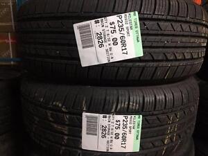 235/60/17 Milestar MS932 Sport *Allseason Tires*